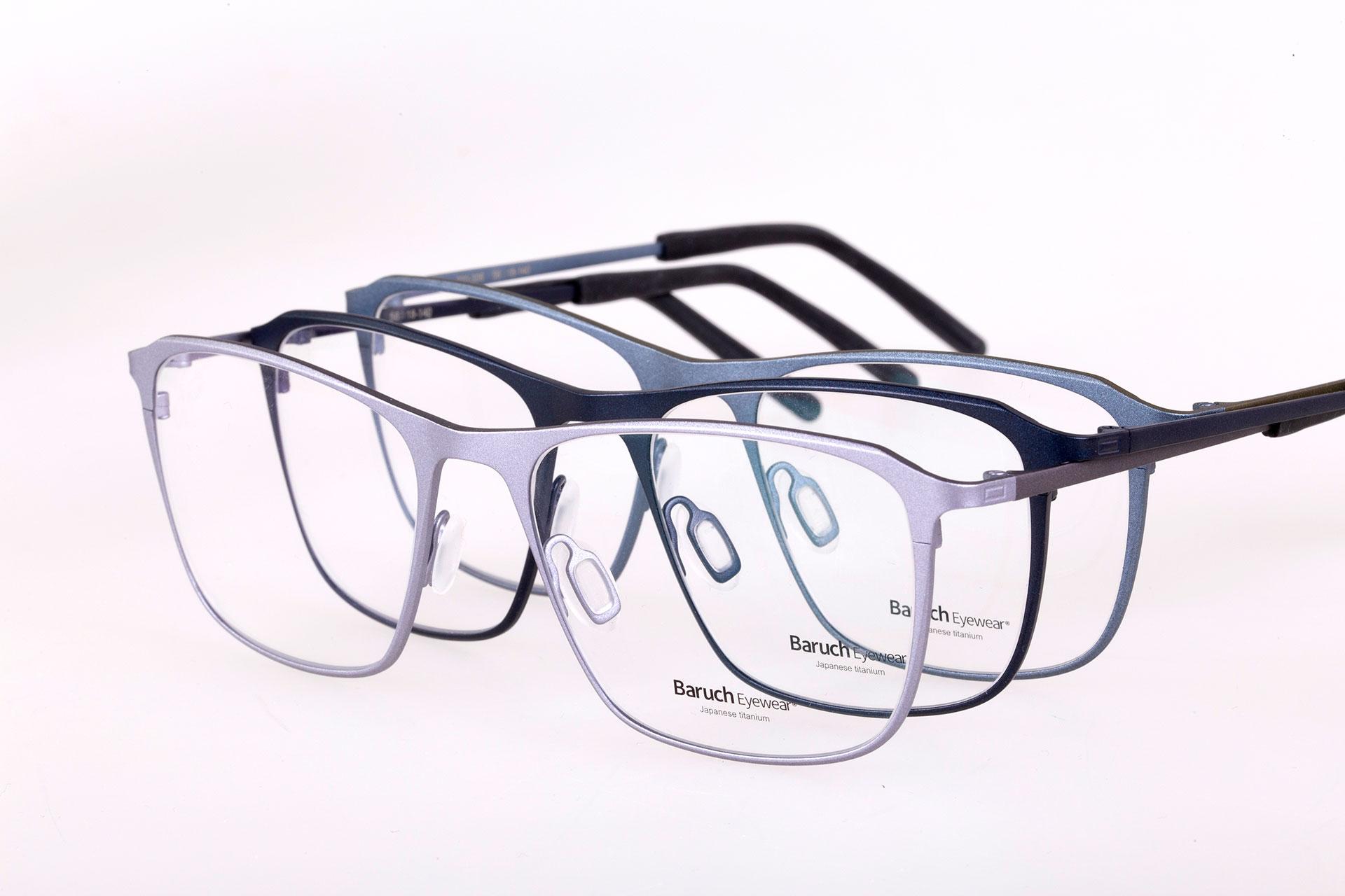 Baruch Eyewear collectie Creatief Brillen